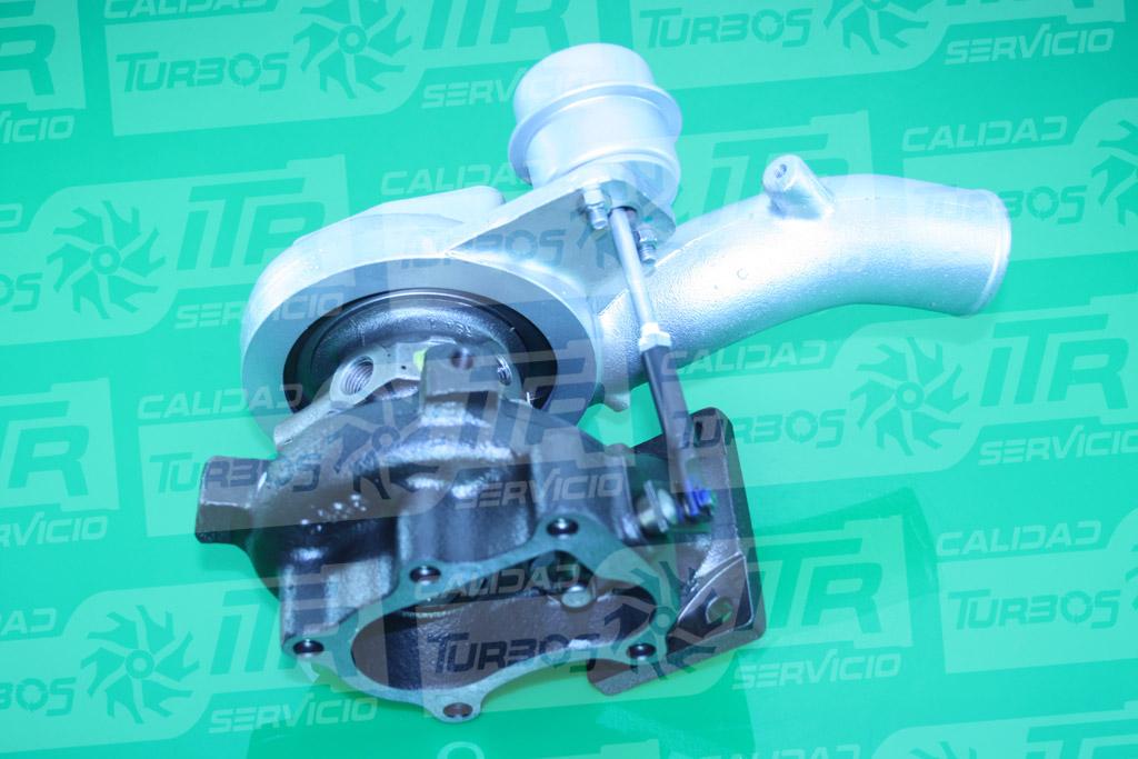 Turbo GARRETT 452047- (imagen 3)