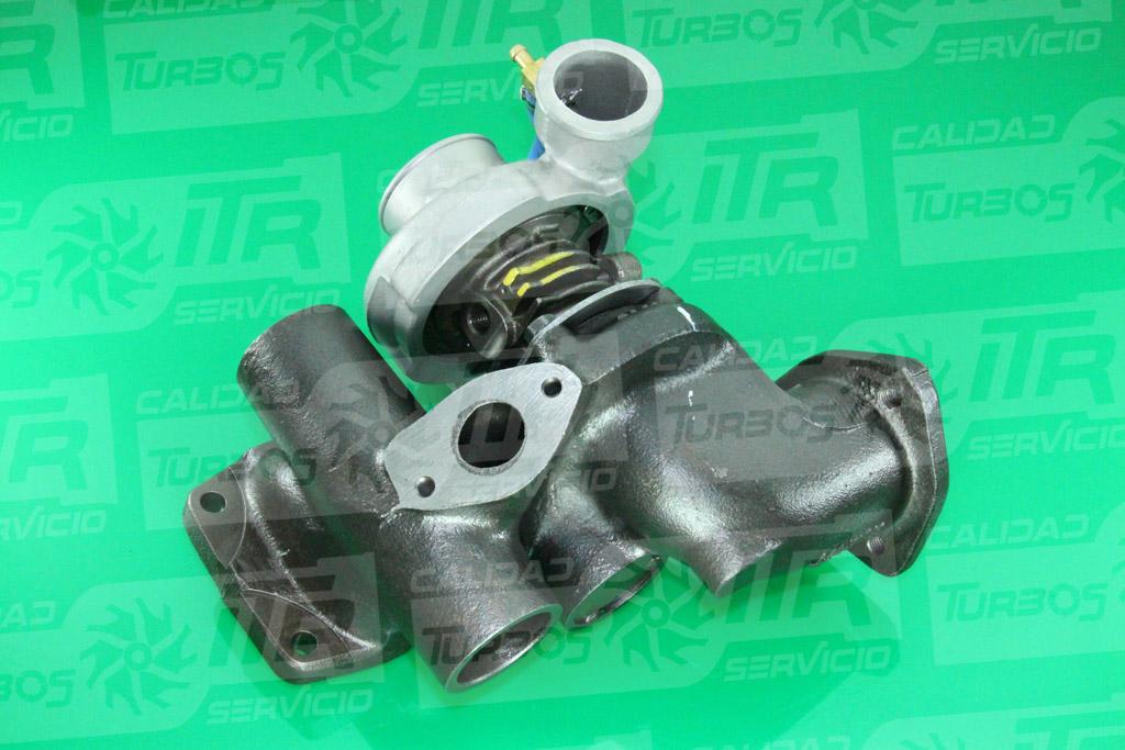 Turbo GARRETT 452098- (imagen 2)