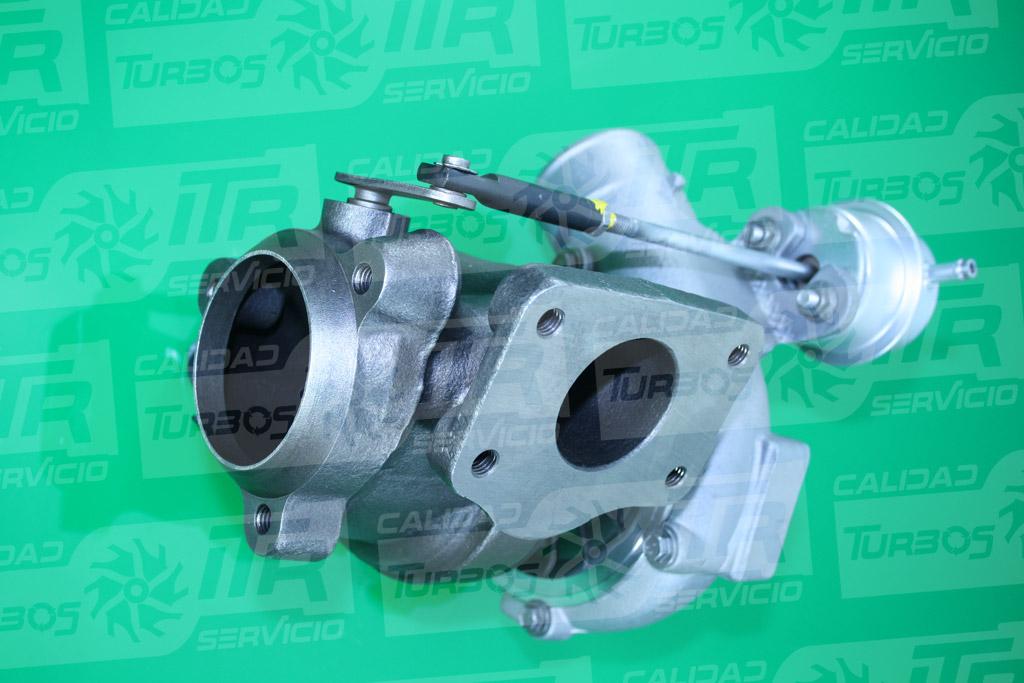 Turbo GARRETT 452204- (imagen 2)