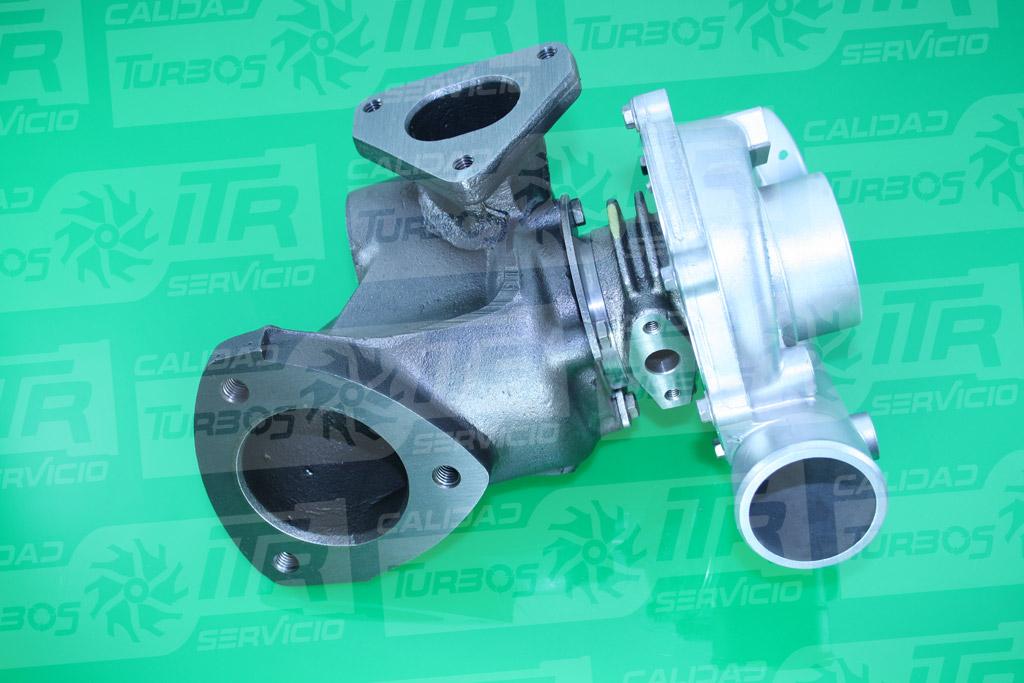 Turbo GARRETT 452239- (imagen 2)