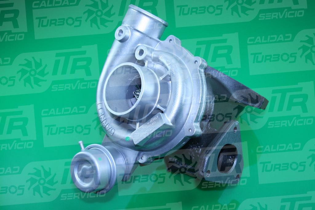 Turbo GARRETT 452239- (imagen 3)