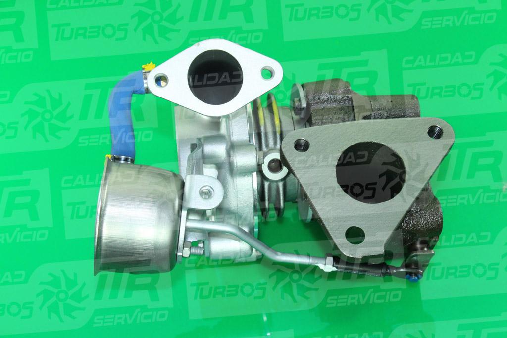 Turbo GARRETT 452274- (imagen 2)
