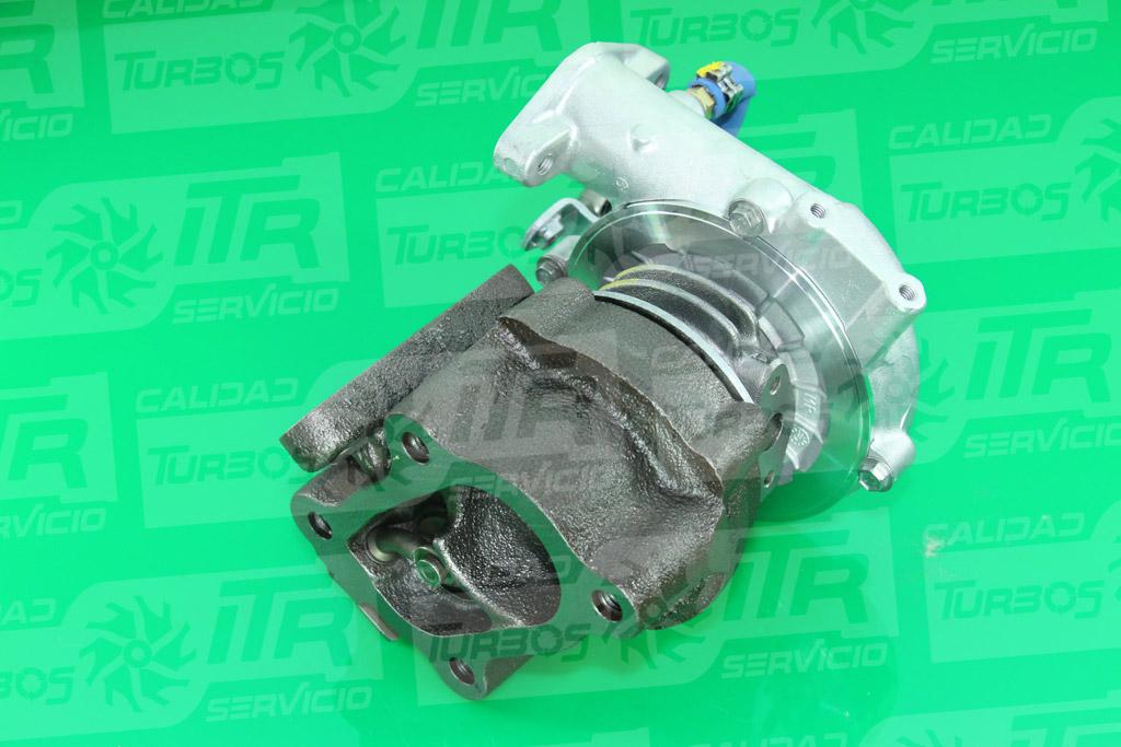 Turbo GARRETT 452274- (imagen 3)