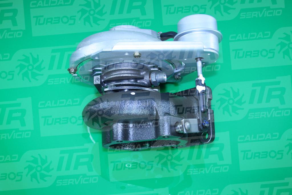 Turbo GARRETT 454061- (imagen 2)