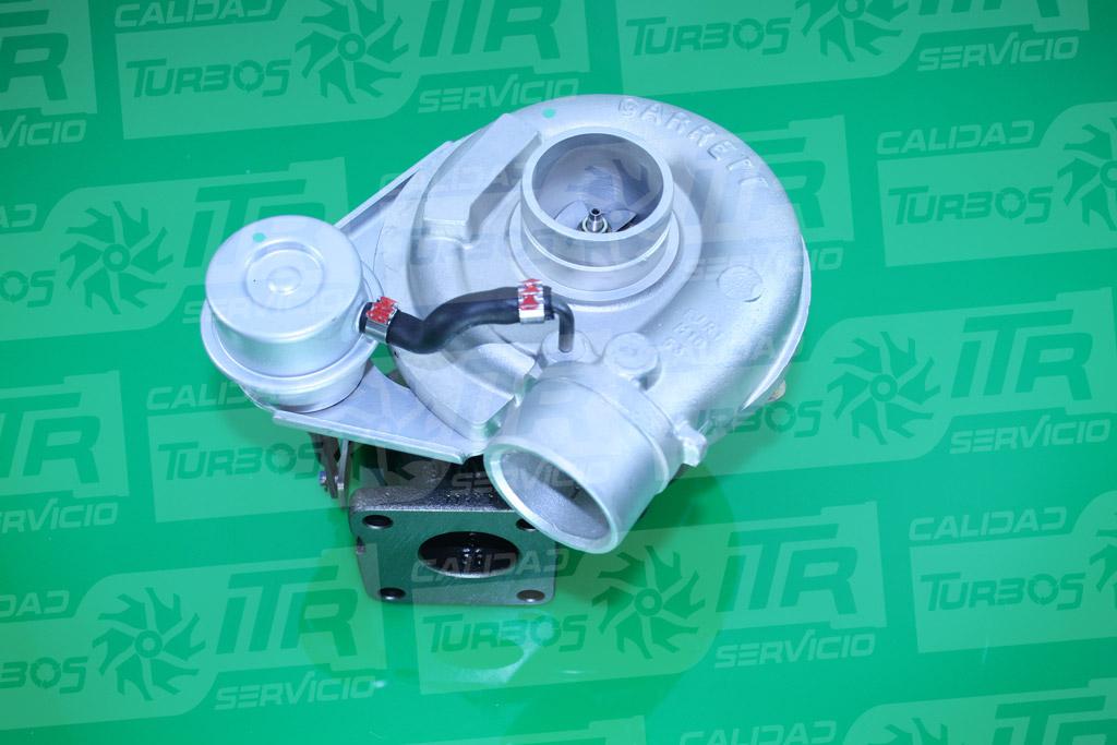 Turbo GARRETT 454061- (imagen 3)