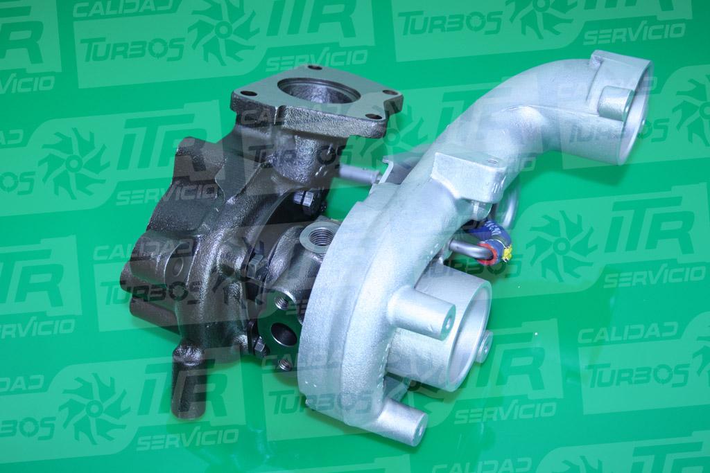 Turbo GARRETT 454062- (imagen 2)