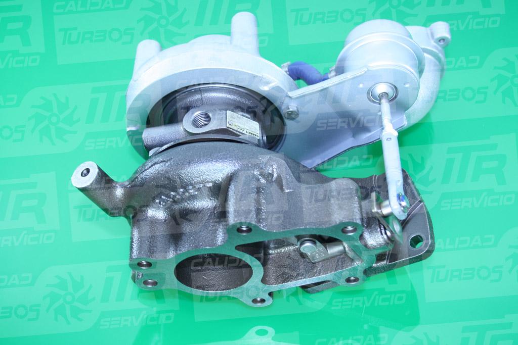 Turbo GARRETT 454062- (imagen 3)