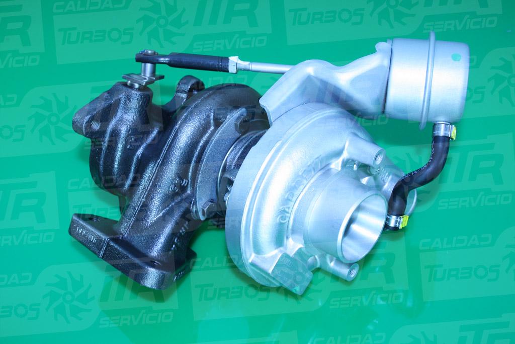 Turbo GARRETT 454064- (imagen 3)