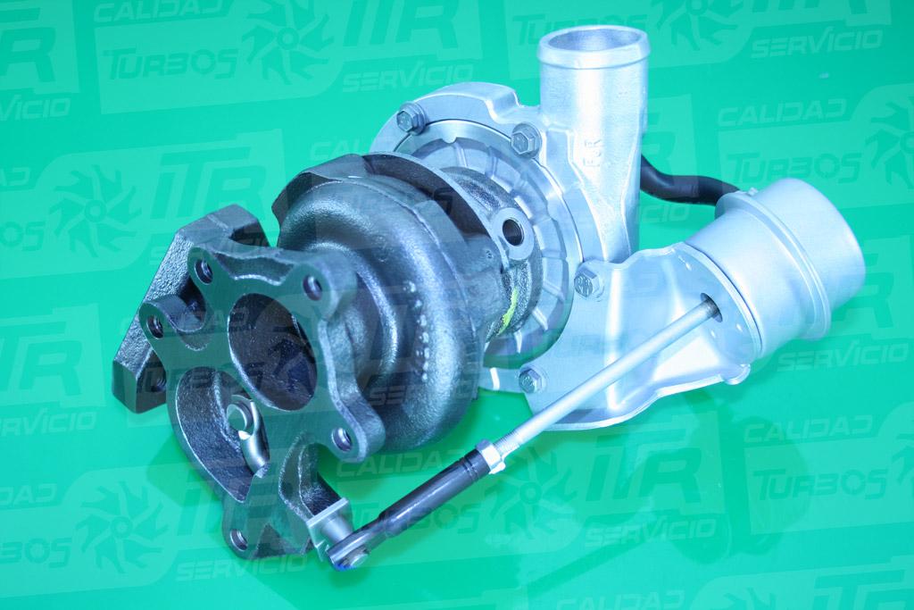 Turbo GARRETT 454064- (imagen 2)