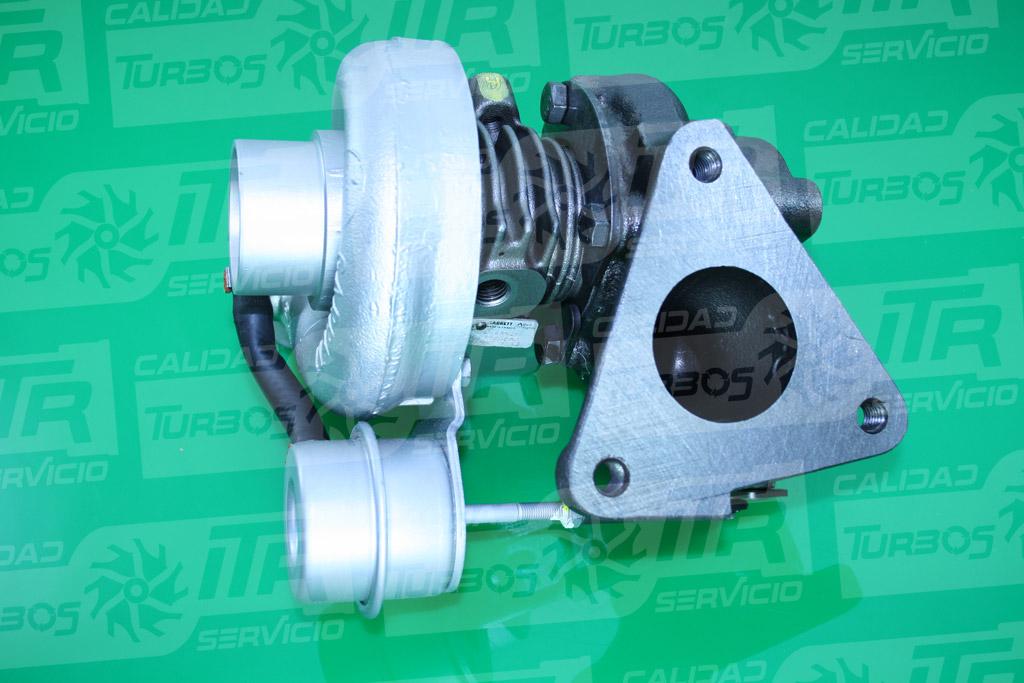 Turbo GARRETT 454086- (imagen 2)