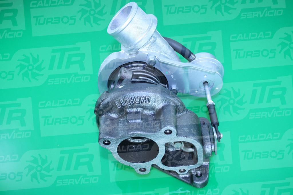 Turbo GARRETT 454086- (imagen 3)