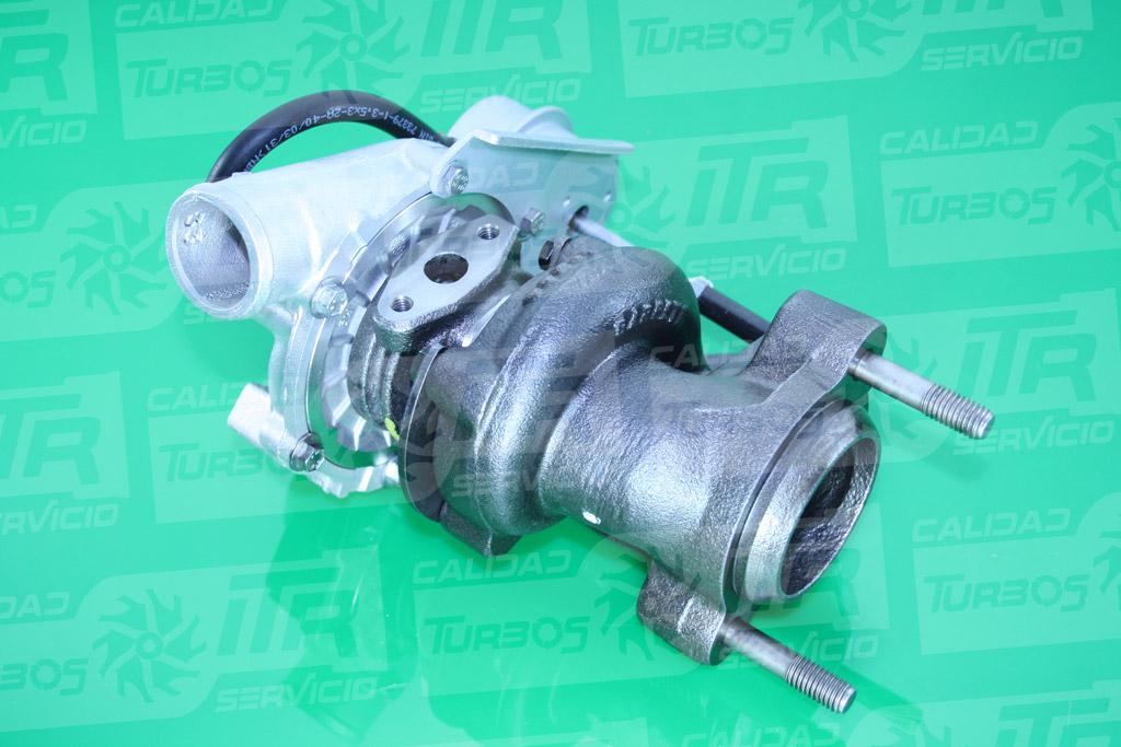 Turbo GARRETT 454093- (imagen 2)