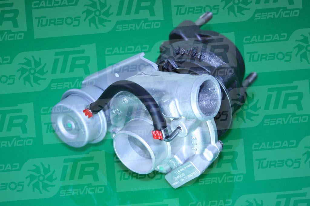 Turbo GARRETT 454093- (imagen 3)