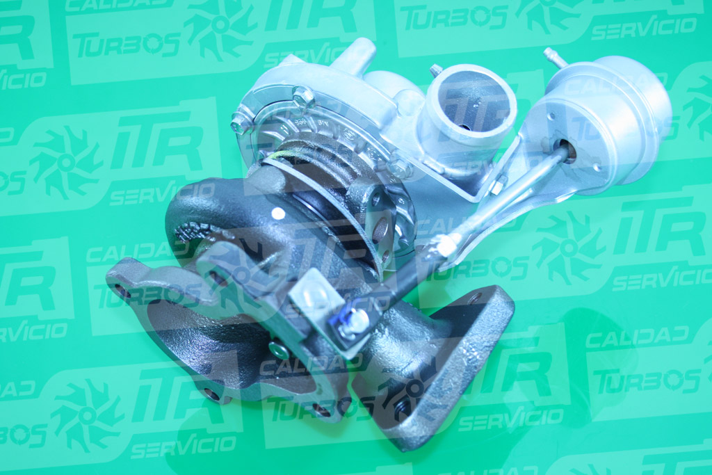 Turbo GARRETT 454097- (imagen 2)