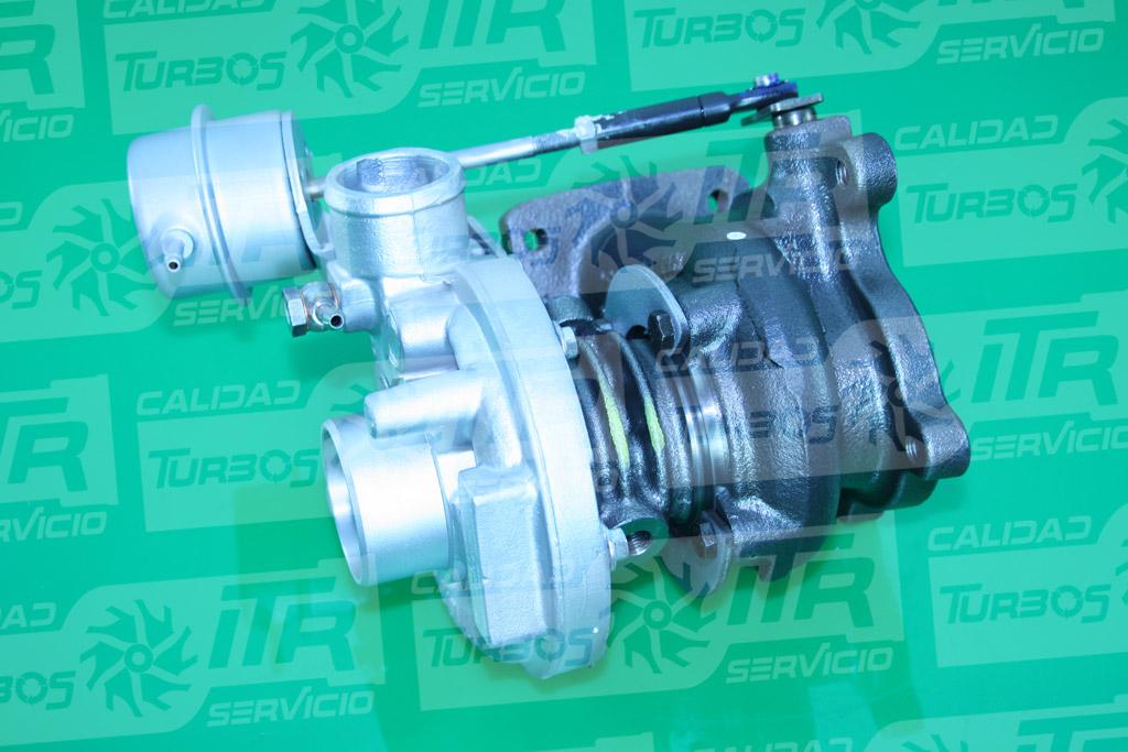 Turbo GARRETT 454097- (imagen 3)