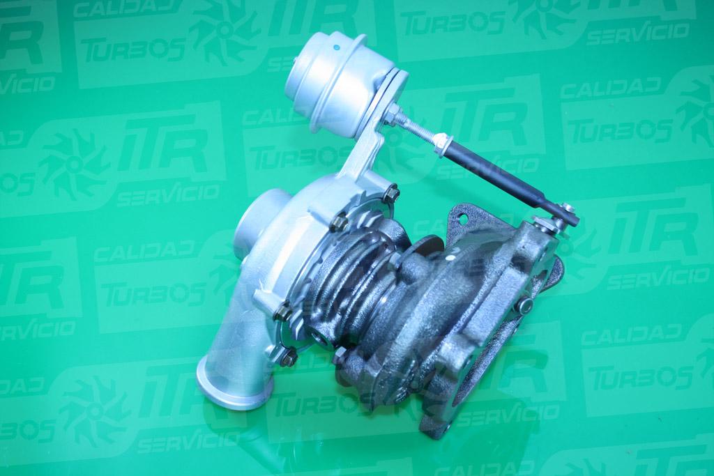 Turbo GARRETT 454098- (imagen 2)