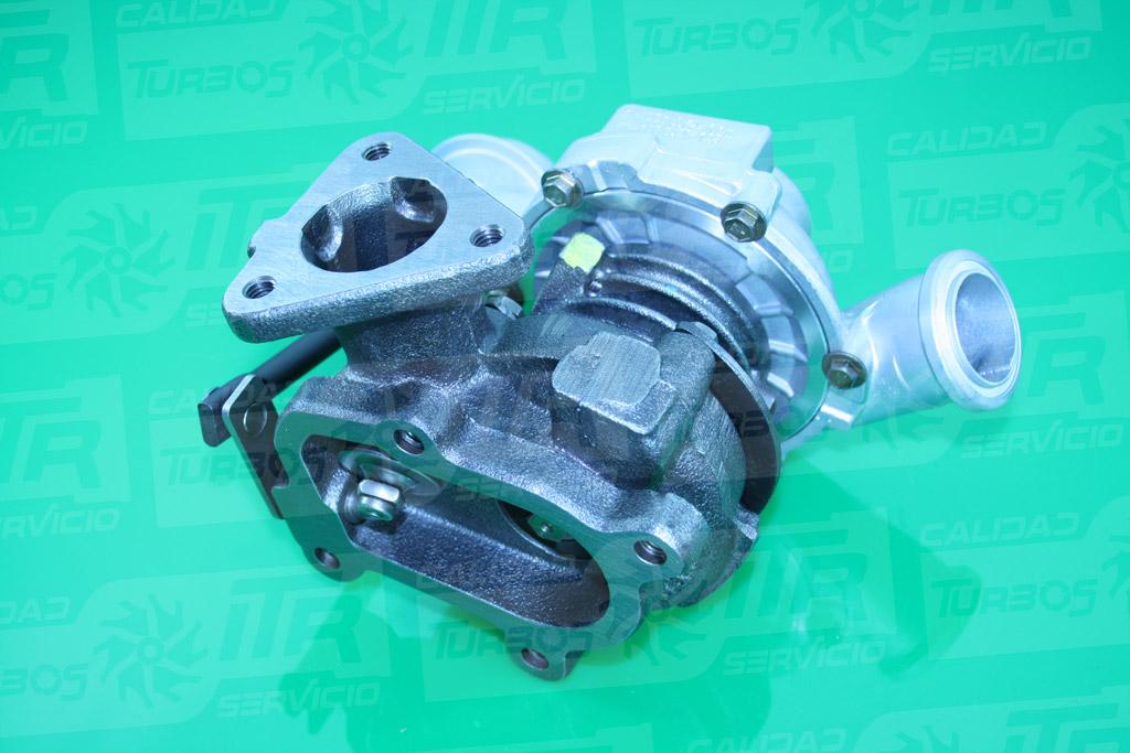 Turbo GARRETT 454098- (imagen 3)