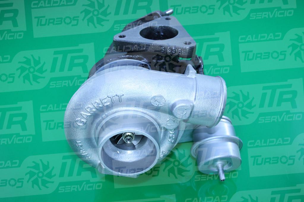 Turbo GARRETT 454127- (imagen 3)