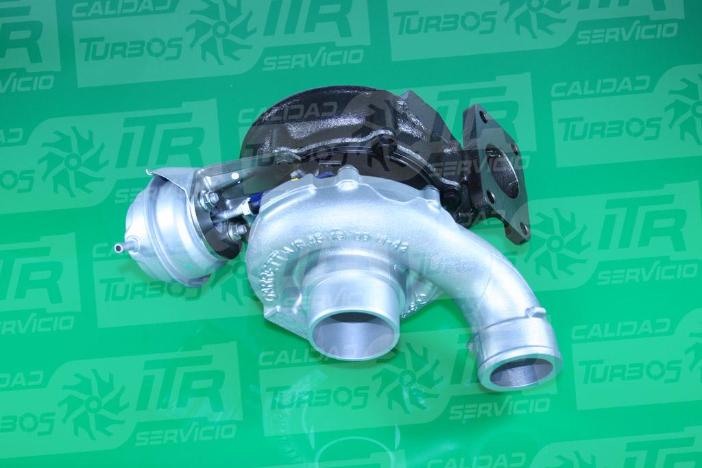 Turbo GARRETT 454135- (imagen 3)