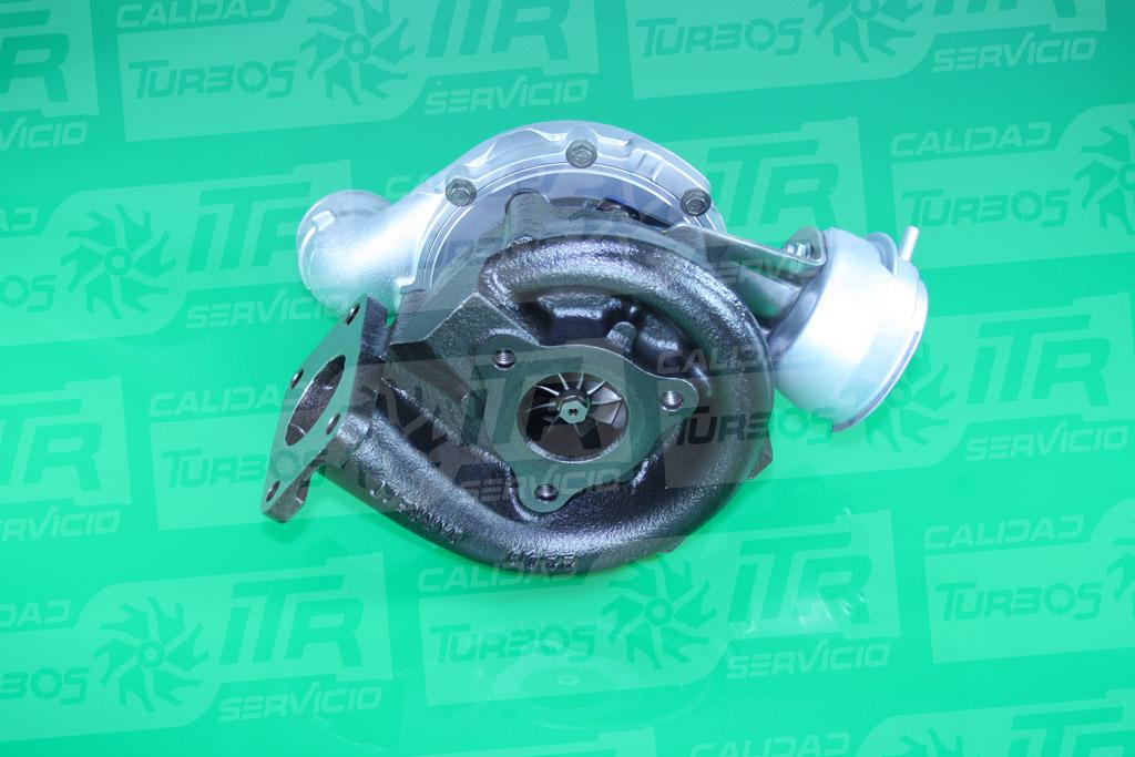 Turbo GARRETT 454135- (imagen 4)