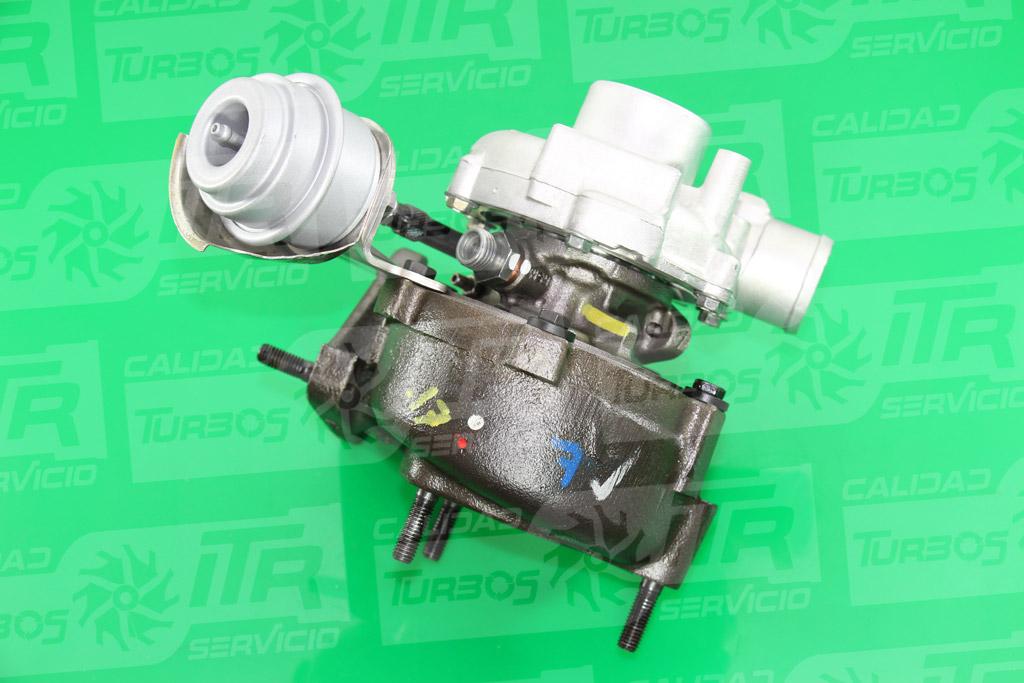 Turbo GARRETT 454158- (imagen 3)