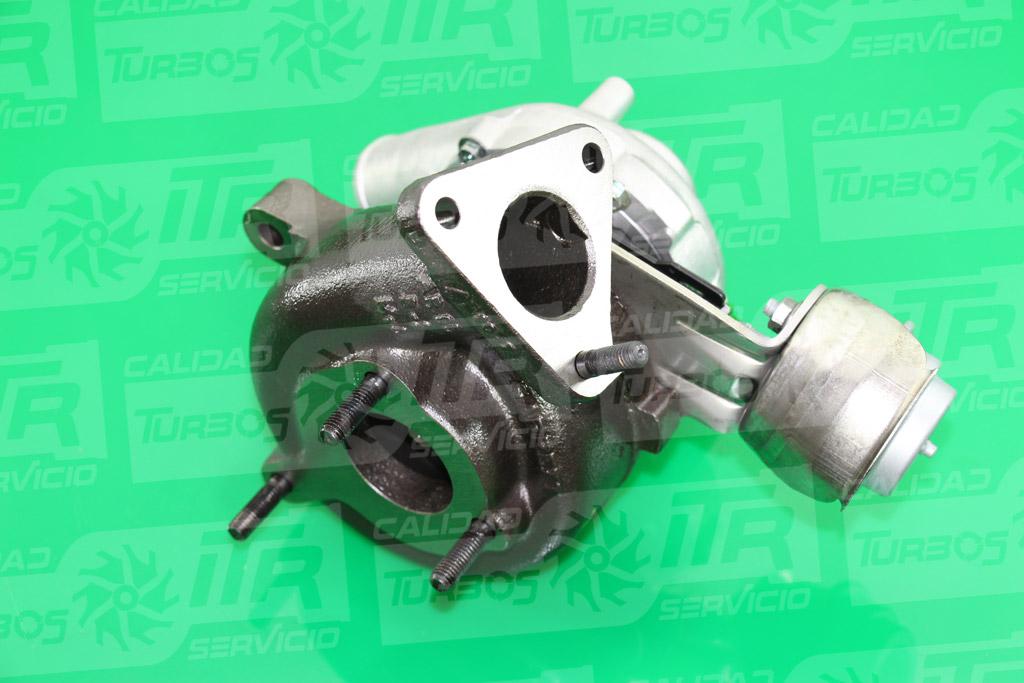 Turbo GARRETT 454158- (imagen 2)
