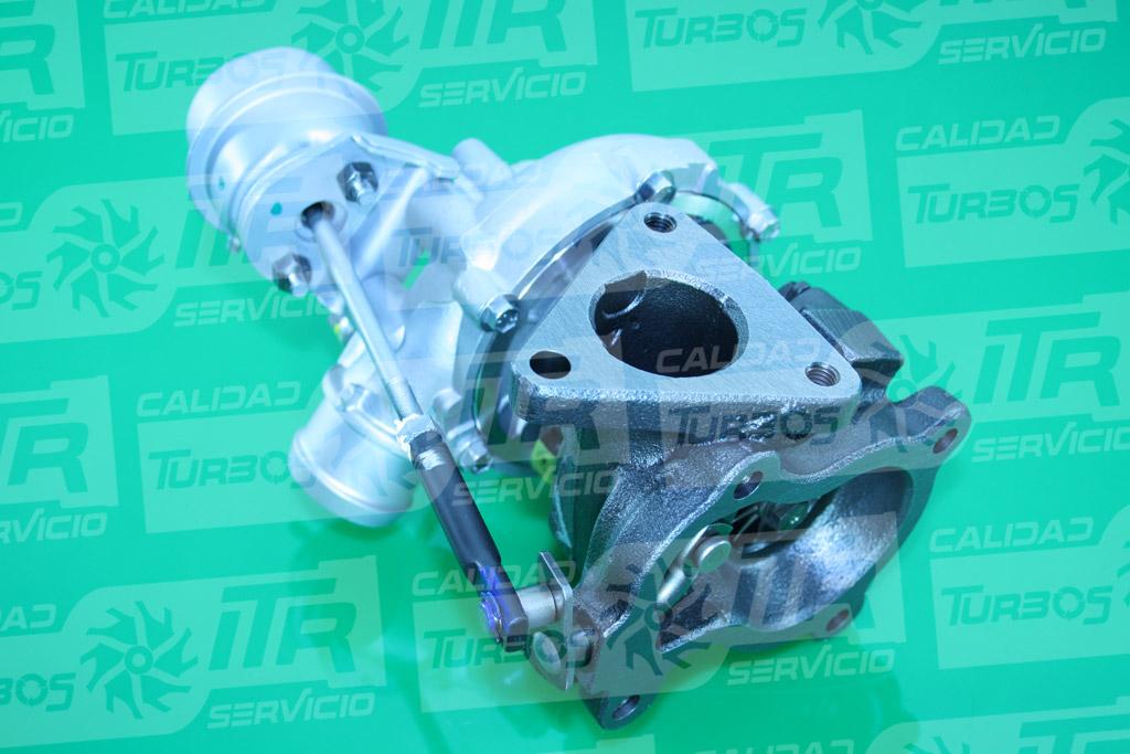 Turbo GARRETT 454159- (imagen 3)