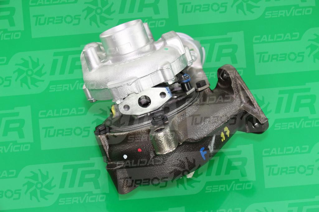Turbo GARRETT 454161- (imagen 3)