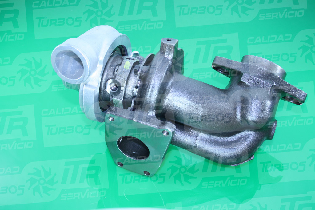 Turbo GARRETT 454162- (imagen 2)
