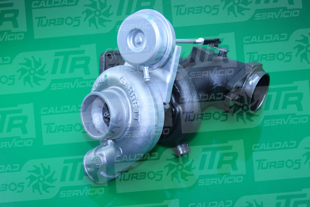 Turbo GARRETT 454162- (imagen 3)