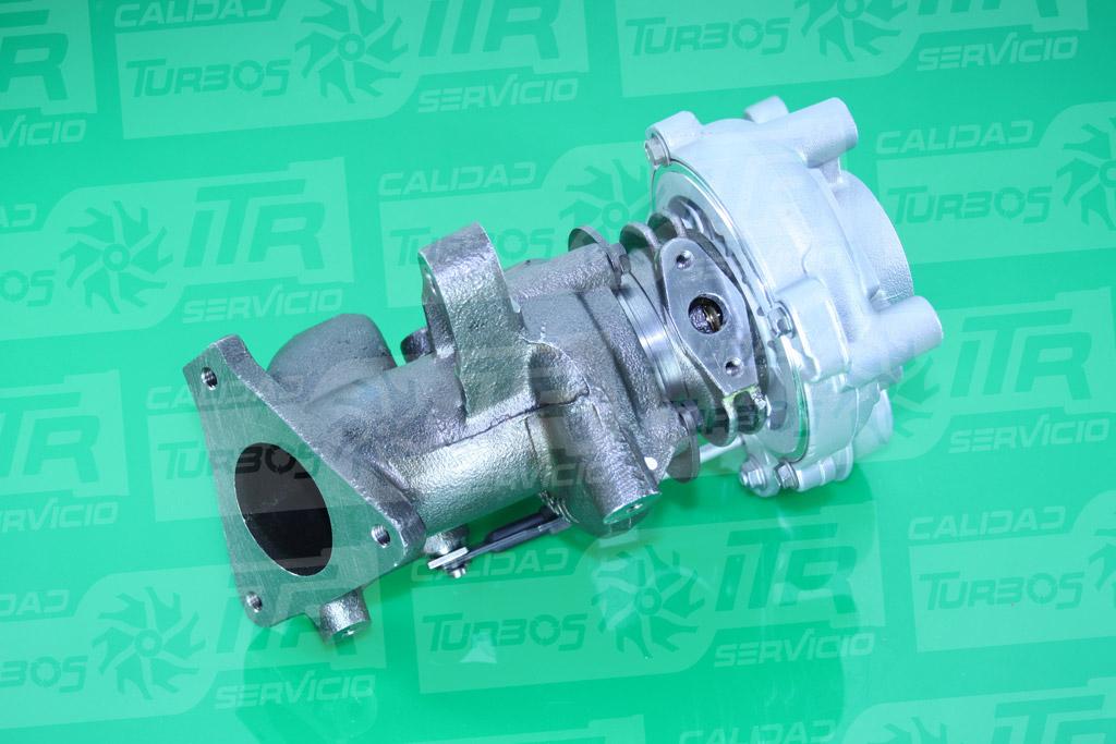 Turbo GARRETT 454164- (imagen 3)