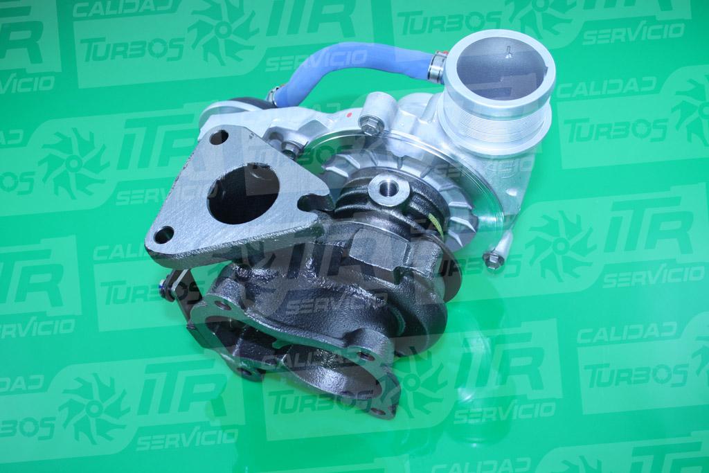 Turbo GARRETT 454171- (imagen 2)