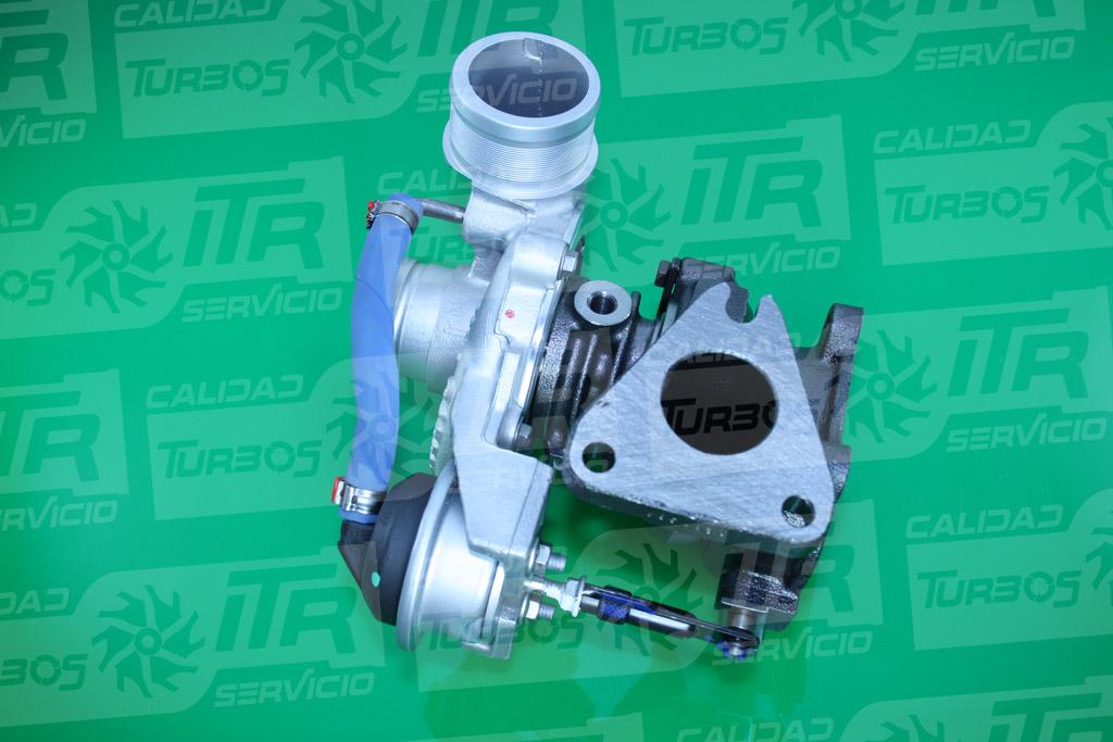 Turbo GARRETT 454171- (imagen 3)