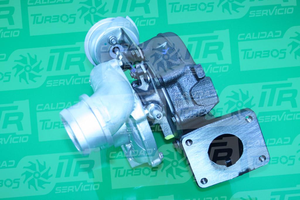 Turbo GARRETT 454205- (imagen 3)