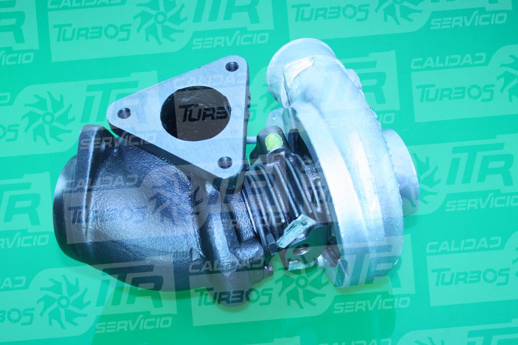 Turbo GARRETT 454207- (imagen 2)