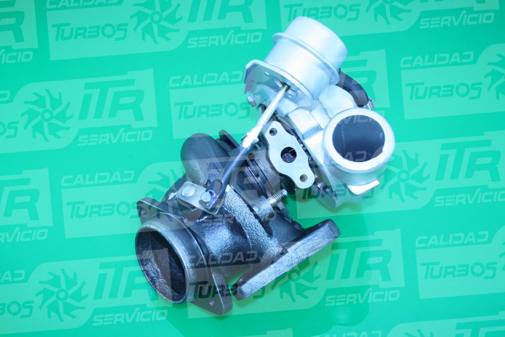 Turbo GARRETT 454207- (imagen 3)