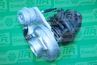 Turbo GARRETT 454207-