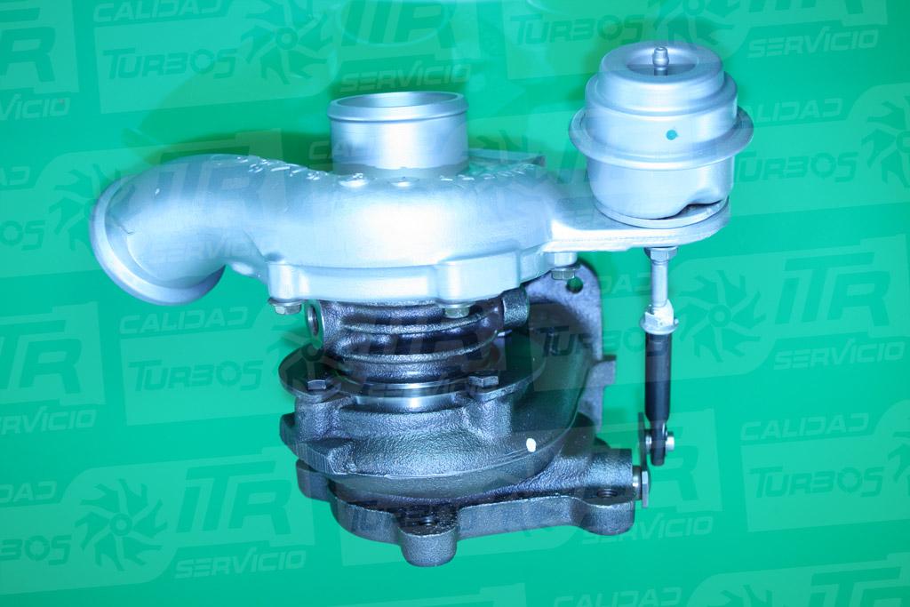 Turbo GARRETT 454216- (imagen 3)