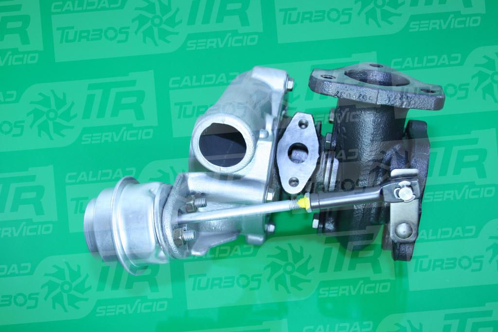 Turbo GARRETT 454219-2 (imagen 2)