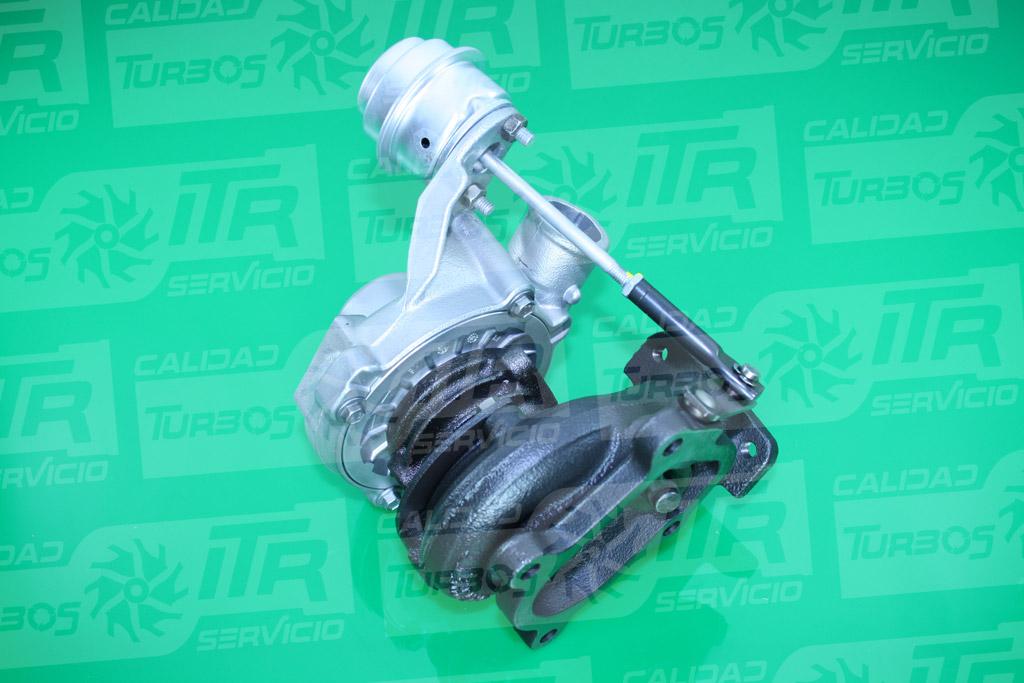 Turbo GARRETT 454219-2 (imagen 3)