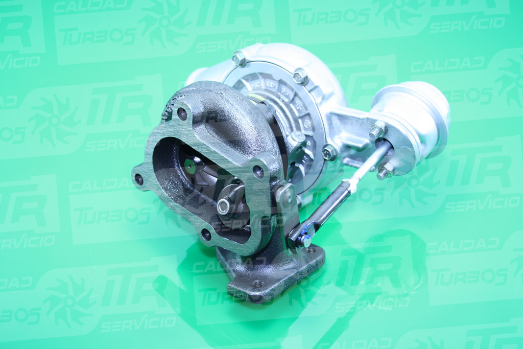 Turbo GARRETT 454229- (imagen 2)
