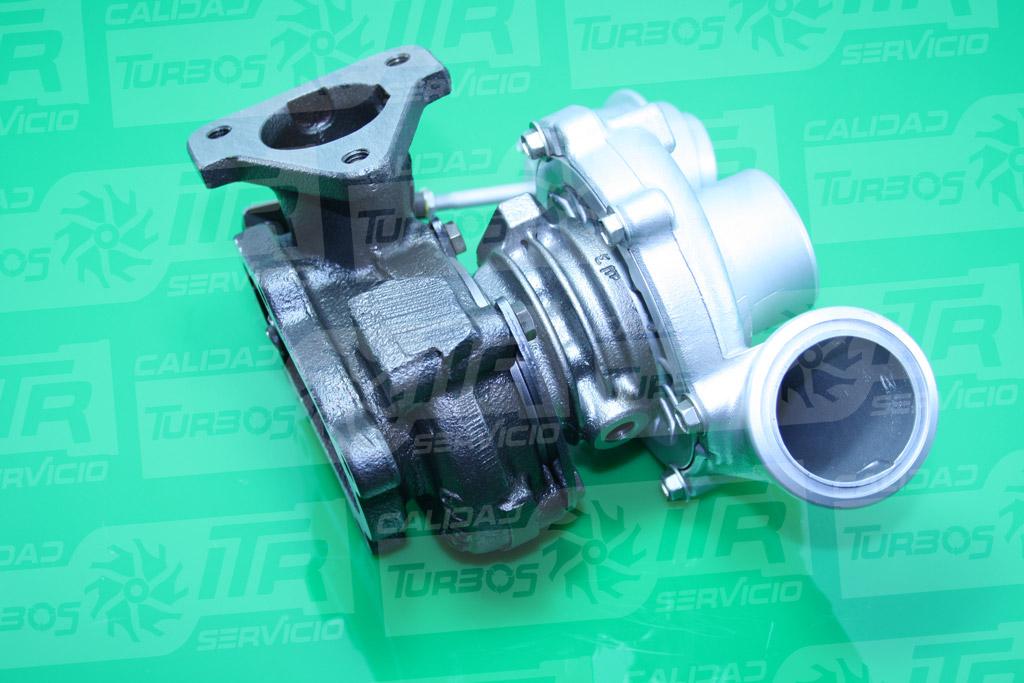Turbo GARRETT 454229- (imagen 3)
