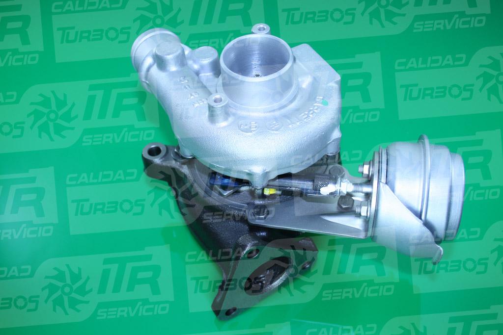 Turbo GARRETT 454231- (imagen 2)