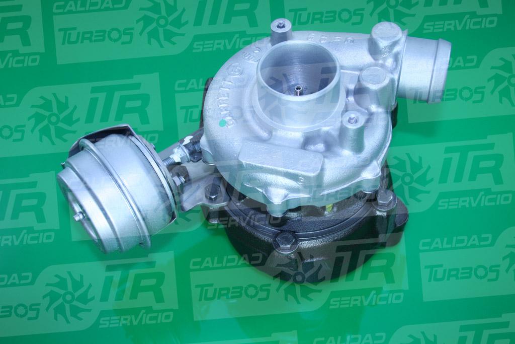 Turbo GARRETT 454231- (imagen 3)