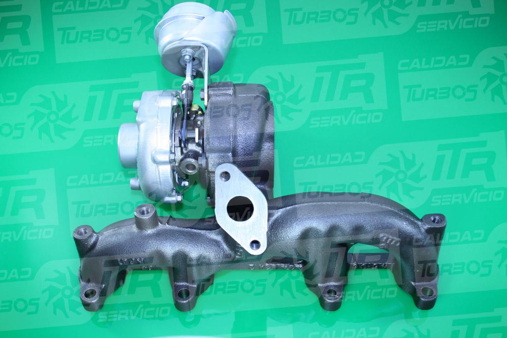 Turbo GARRETT 454232- (imagen 2)