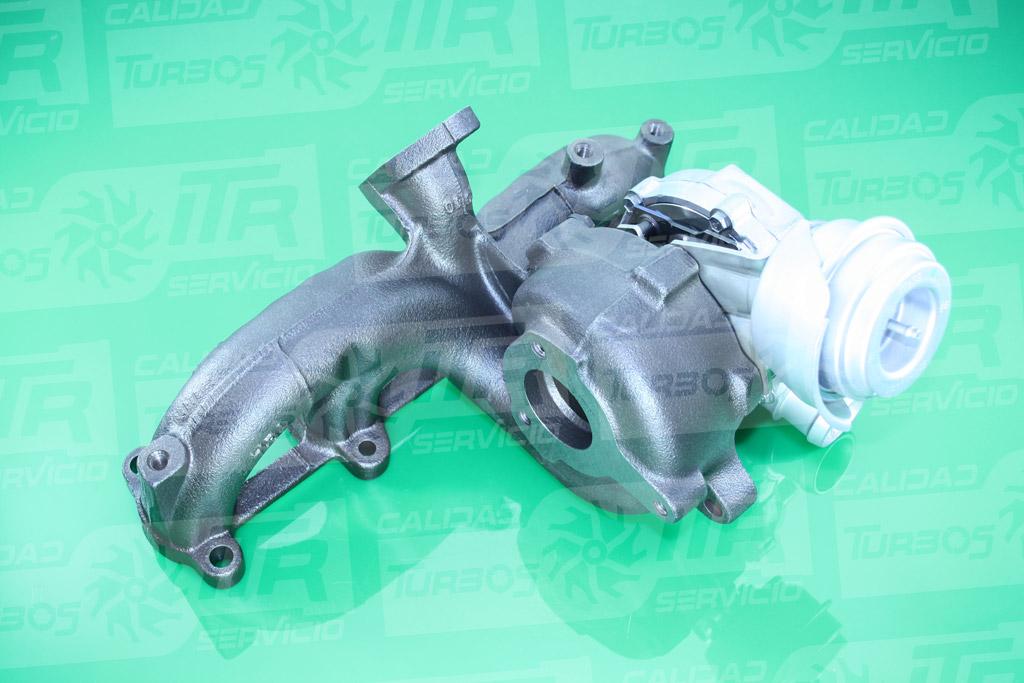 Turbo GARRETT 454232- (imagen 3)