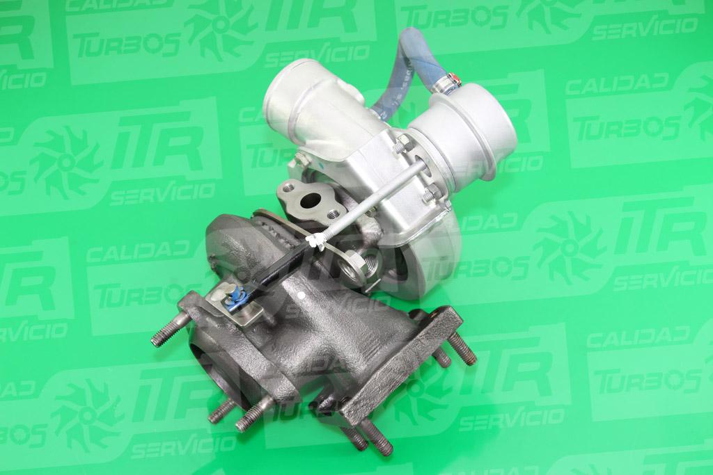 Turbo GARRETT 465183-5 (imagen 3)