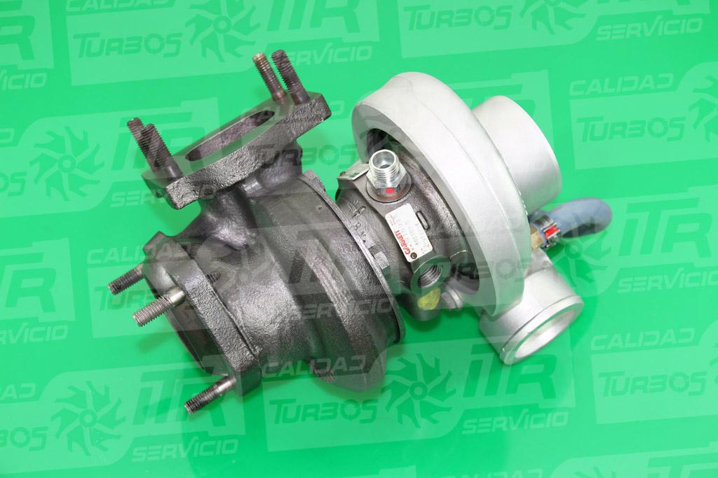 Turbo GARRETT 465183-5 (imagen 2)