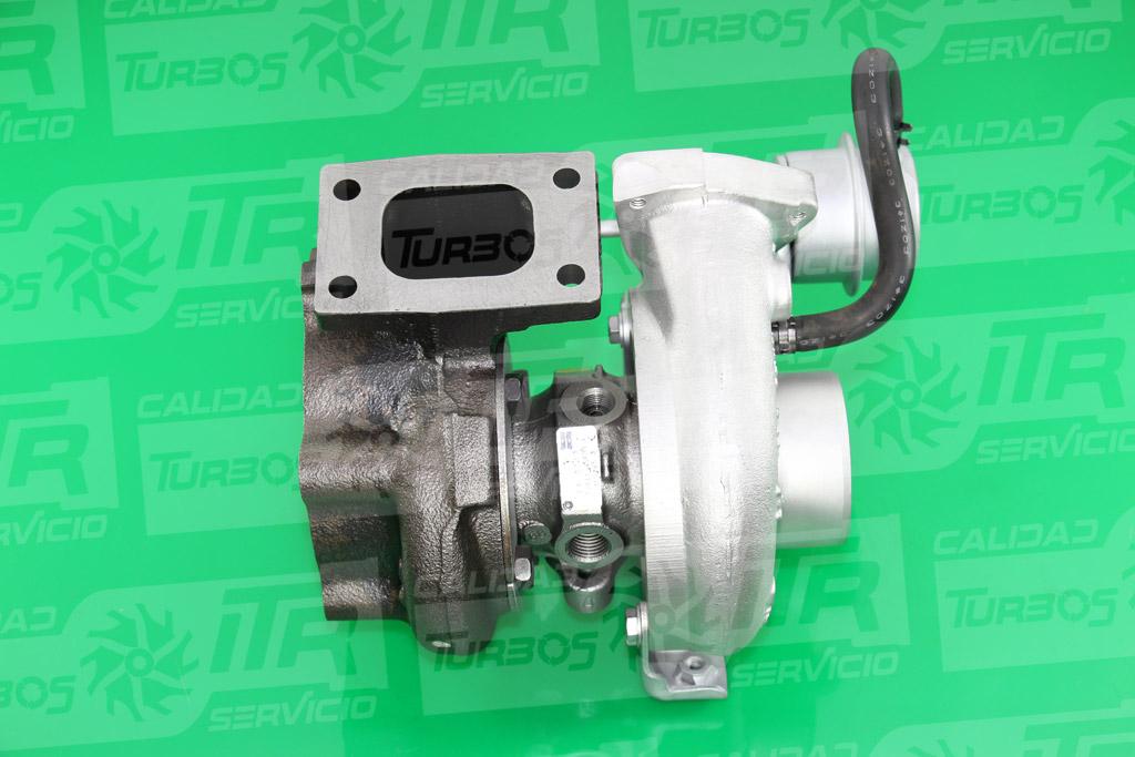 Turbo GARRETT 465795- (imagen 3)