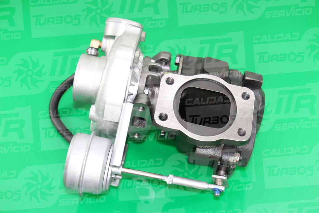 Turbo GARRETT 466032- (imagen 2)